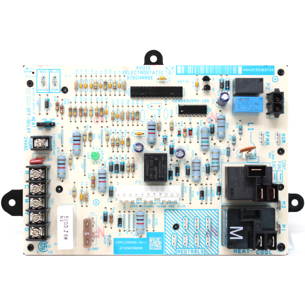 ICP International Comfort Products 1172550 1 Stage Control Board - HK42FZ0182720