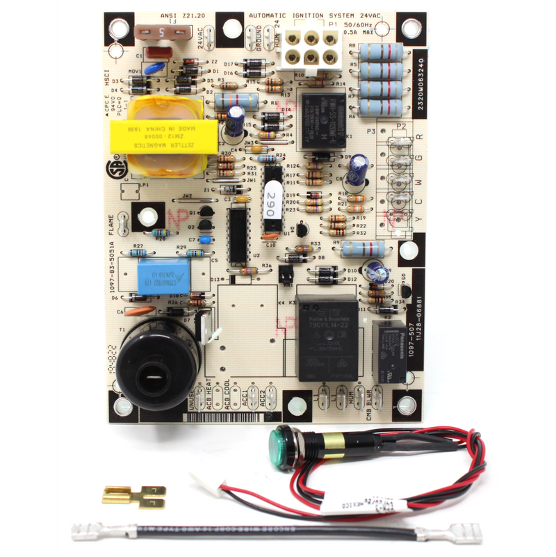 ICP International Comfort Products J28R06881 Control Board