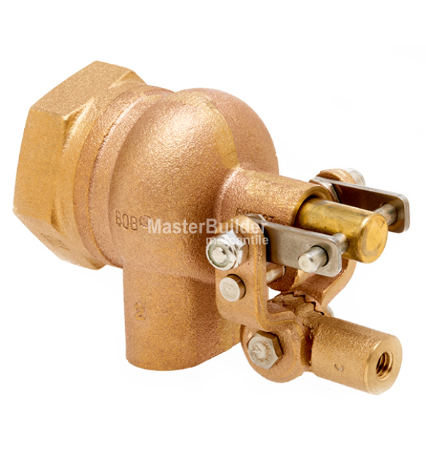 RMC R605T High Turbo Series BOB® Float Valve Assembly: Valve, Stem & Float
