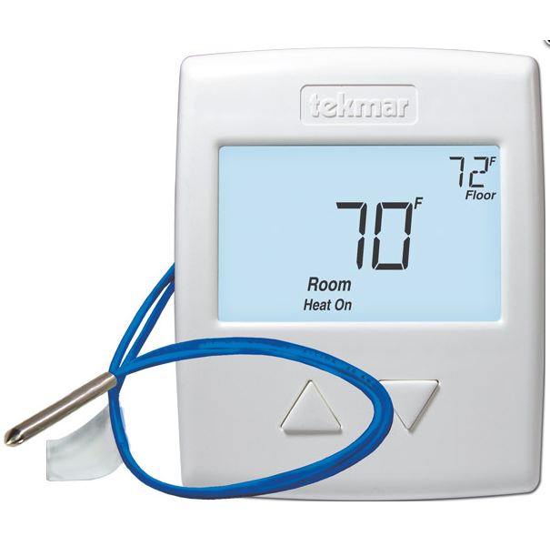 Tekmar 519 Thermostat One Stage Heat With 079 Sensor