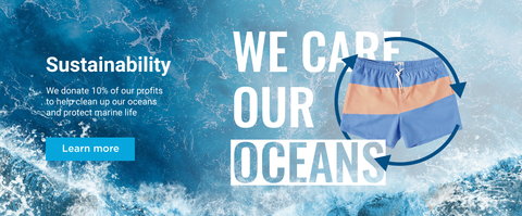 We care about the oceans