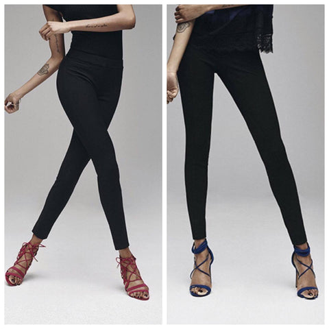 *Robeaux Black Stretch Pants*