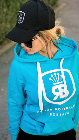 Robeaux Turquoise Hoodie