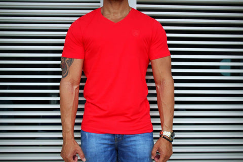 Robeaux T Shirt Red