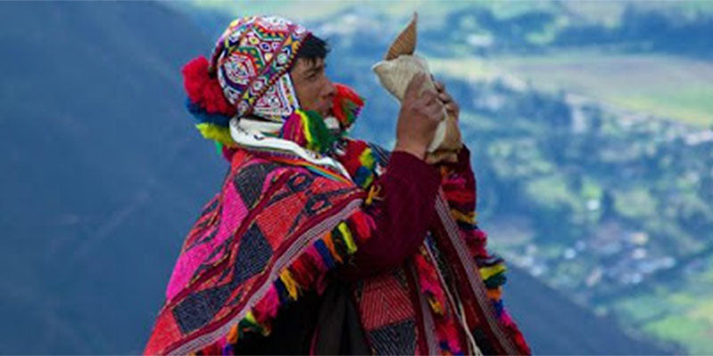 Poncho homme mexicain