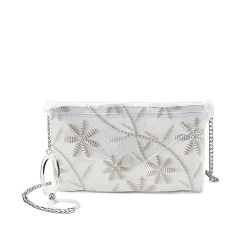 Holiday White n. 1. HW-01. Bag from Milano, Italy