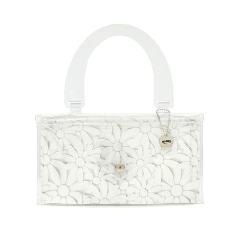Luise White n. 3. LW-03. Bag from Milano, Italy