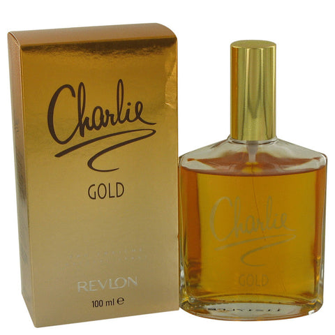 Charlie Gold Eau Fraiche Spray By Revlon For Women. 417294