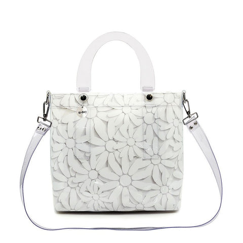 Daily White n. 3. DW-03. Bag from Milano, Italy
