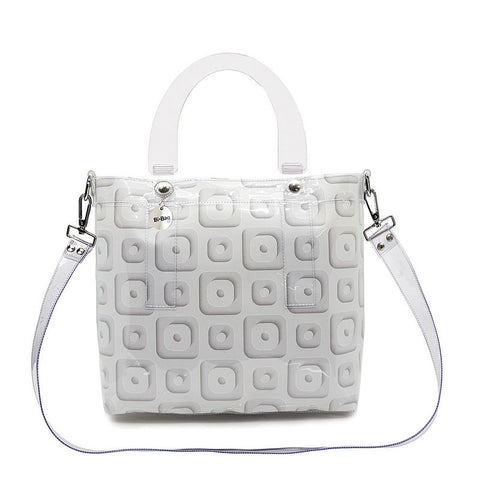 Daily White n. 4. DW-04. Bag from Milano, Italy