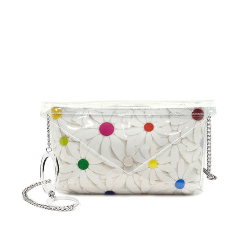 Holiday White n. 5. HW-05. Bag from Milano, Italy
