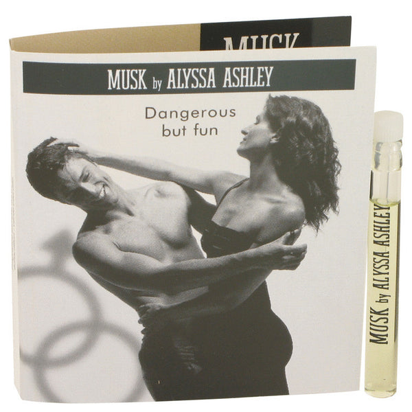 Alyssa Ashley Musk Vial (sample) By Houbigant For Women. 534547