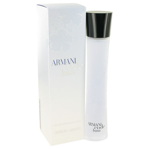 Armani Code Luna Eau Sensuelle Eau De Toilette Spray By Giorgio Armani For Women. 500420