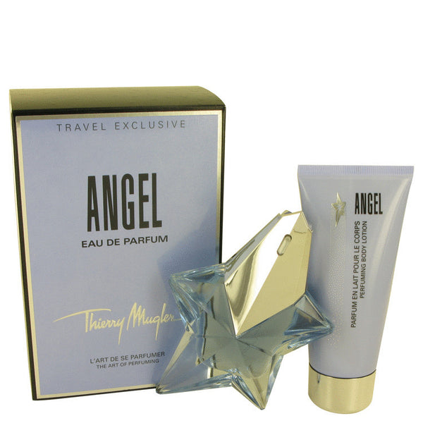 Angel Gift Set By Thierry Mugler For Women. 534223
