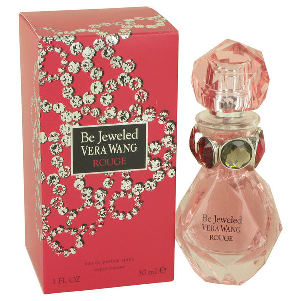 Be Jeweled Rouge Eau De Parfum Spray By Vera Wang For Women. 534340