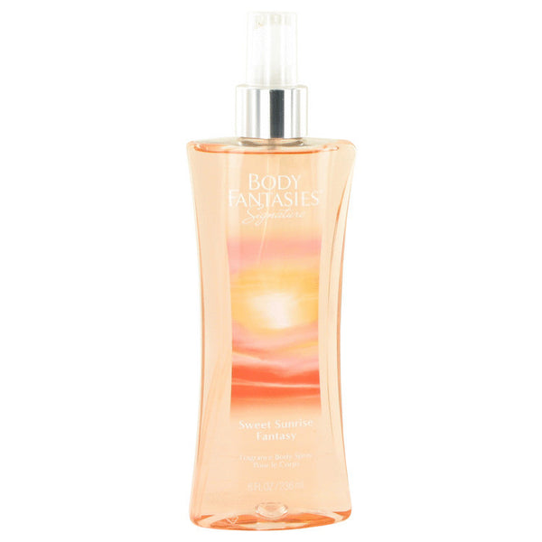 Body Fantasies Signature Sweet Sunrise Fantasy Body Spray By Parfums De Coeur For Women. 502413