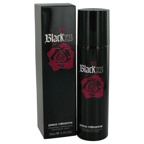 Black Xs Deodorant Spray By Paco Rabanne For Women. 459730