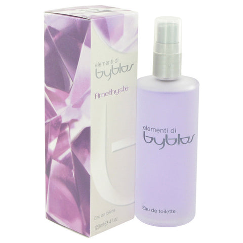 Byblos Amethyste Eau De Toilette Spray By Byblos For Women. 499304
