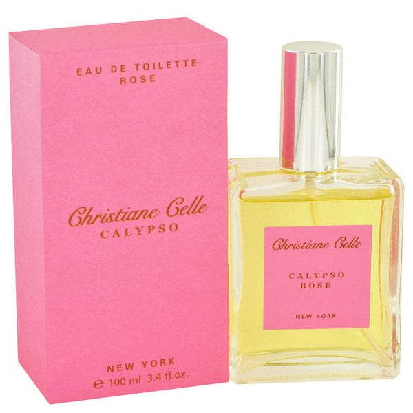 Calypso Rose Eau De Toilette Spray By Calypso Christiane Celle For Women. 434504