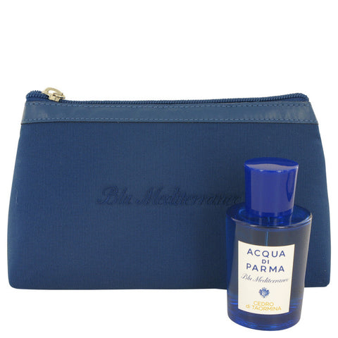 Blu Mediterraneo Cedro Di Taormina Gift Set By Acqua Di Parma For Women. 535462