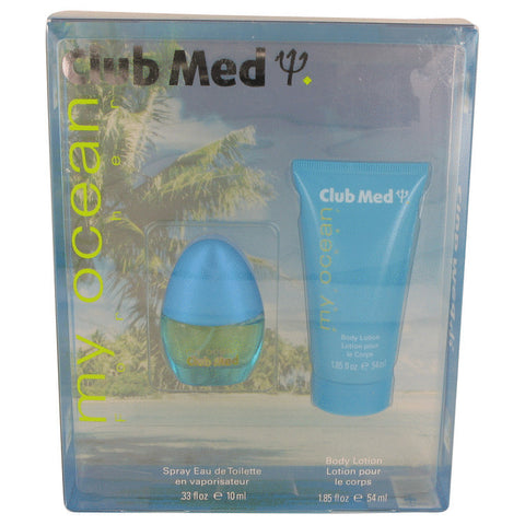 Club Med My Ocean Gift Set By Coty For Women. 534909