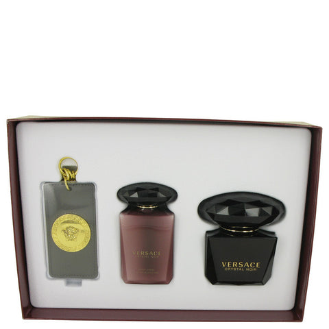 Crystal Noir Gift Set By Versace For Women. 534862