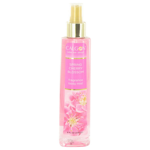 Calgon Take Me Away Spring Cherry Blossom Body Mist By Calgon For Women. 514092
