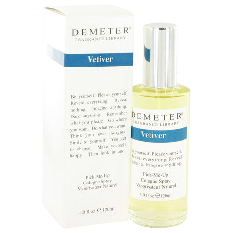 Demeter Vetiver Cologne Spray By Demeter For Women. 483661