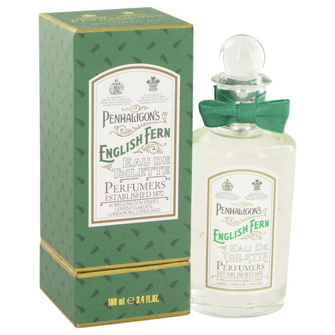 English Fern Eau De Toilette Spray (Unisex) By Penhaligon's For Women. 515002
