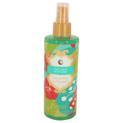 Island Waters Coconut Water and Pinapple Body Mist By Victoria's Secret For Women. 534174