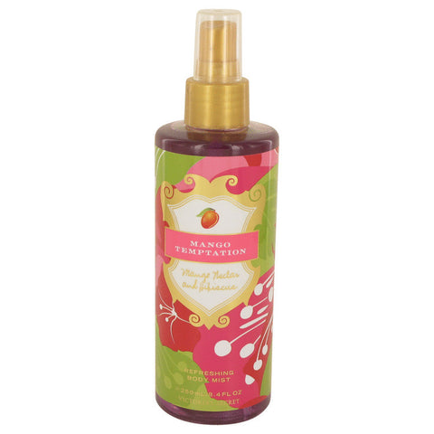 Mango Temptation Mango Nectar and Hibiscus Body Mist By Victoria's Secret For Women. 534176