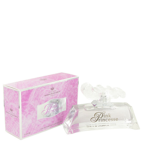 Marina De Bourbon Pink Princesse Eau De Parfum Spray By Marina De Bourbon For Women. 467994