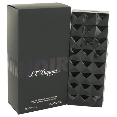 St Dupont Noir Eau De Toilette Spray By St Dupont For Men. 465216