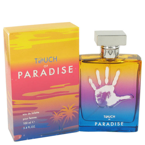 90210 Touch Of Paradise Eau De Toilette Spray By Torand For Women. 496880