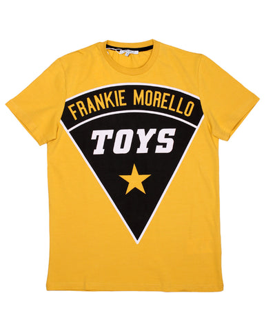 frankie morello t-shirt for boys. 45648_ts59s2_528_giallo