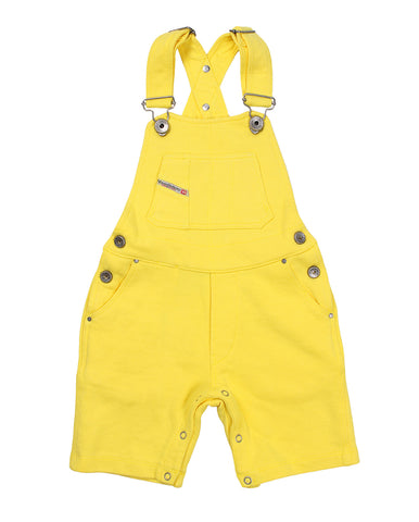diesel salopette for baby girls/baby boys. 52484_die_00k0udkyajuk20a_giallo