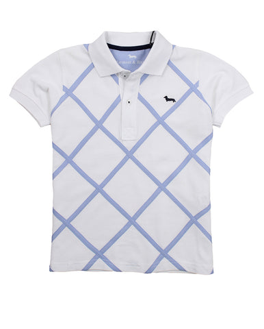 harmont & blaine polo for baby boys. 54329_hb_162jl470_1_bianco