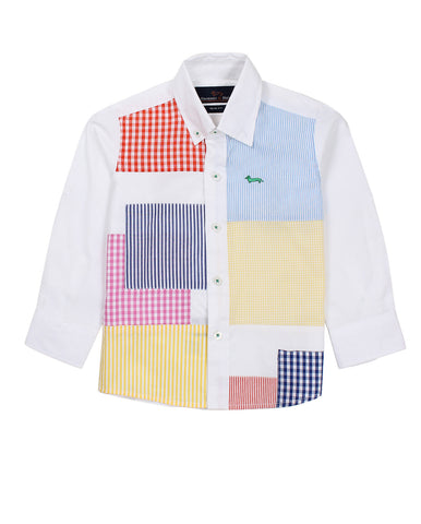 harmont & blaine shirt for boys. 54357_hb_152jc320_123_multicolor