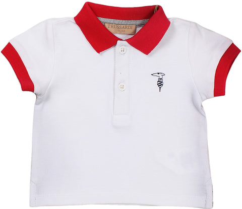 Trussardi Polo For Baby Boys. 1601936000066300040