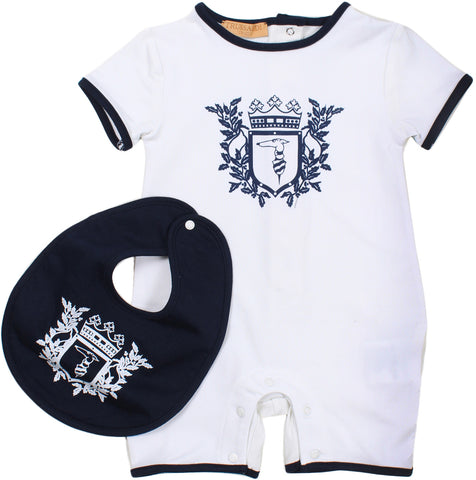 Trussardi Outfit Kit For Baby Boys. 1601947004066730040