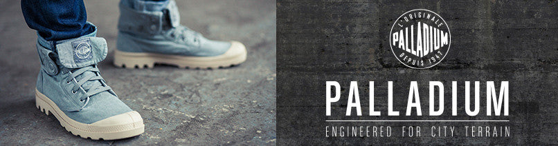 Brand of the week: Palladium!