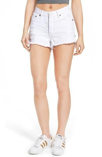 One Teaspoon Jean Shorts Are All the Rage This Summer