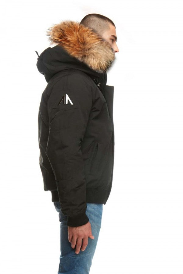ARCTIC NORTH MENS SAINT SAUVEUR BOMBER WINTER JACKET