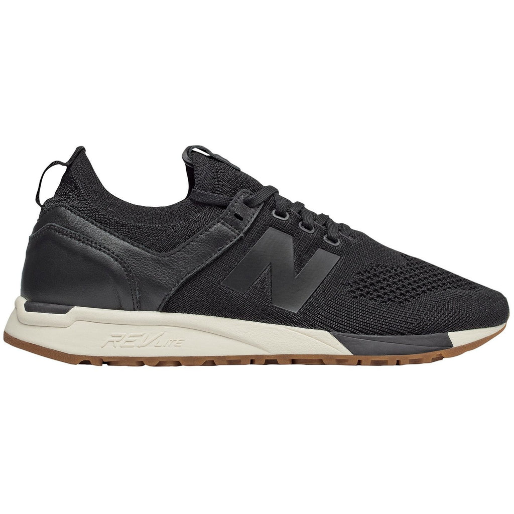 MRL247DB Decon 247 Sport Sneakers Black/Gum