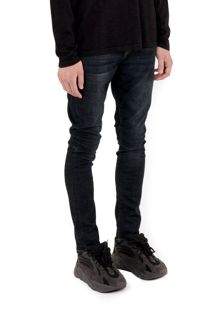 KUWALLA TEE MENS THE 5 POCKET ESSENTIAL BLUE BLACK