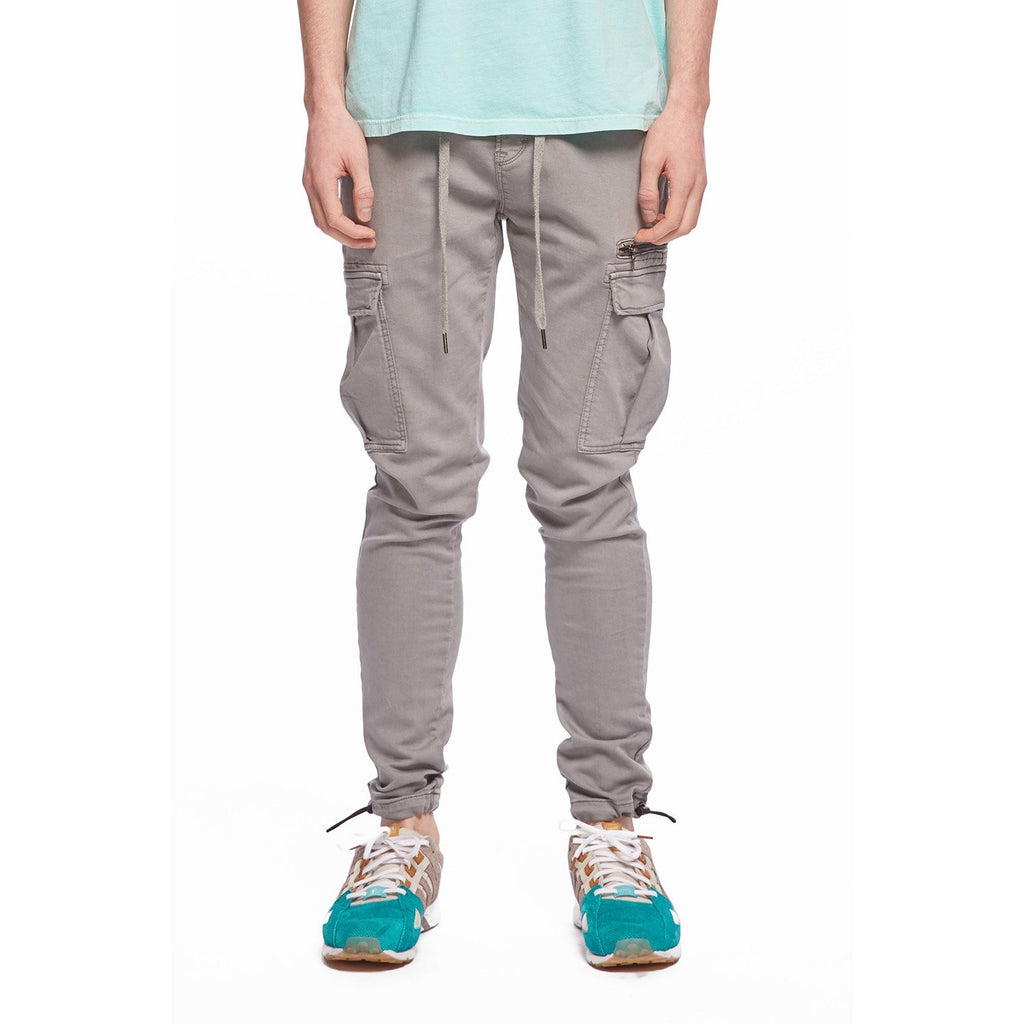 KUL-CR1738 Hybrid Cargo Trouser Grey