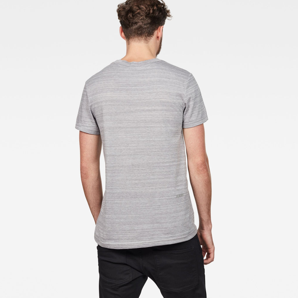 New Classic Regular T-Shirt Grey Heather