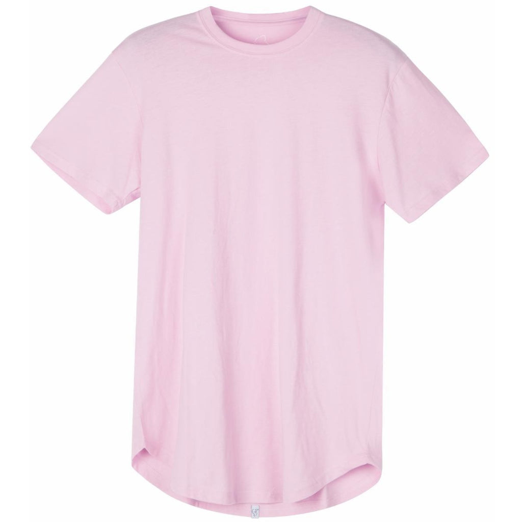EAZY SCOOP TEE PINK