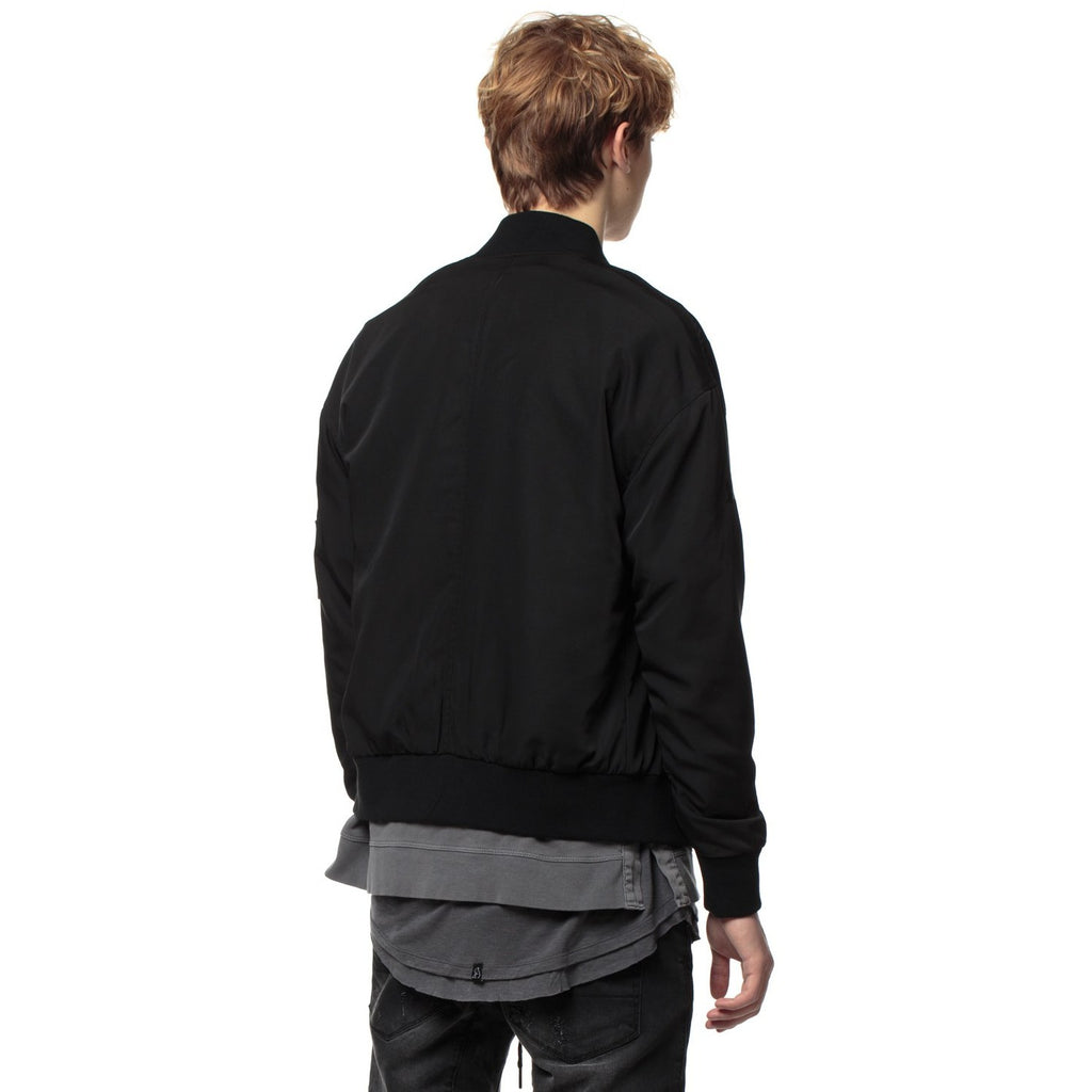 Oxford Bomber Black
