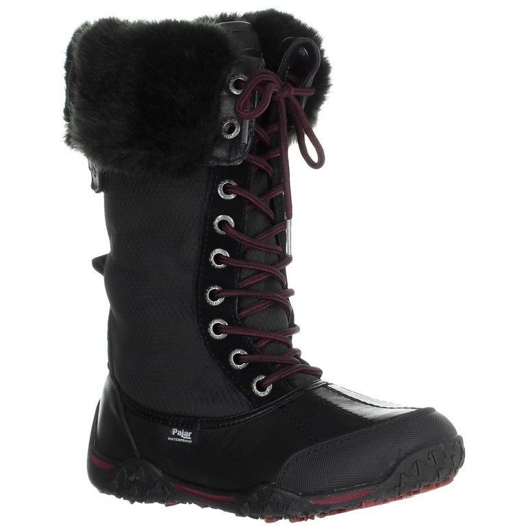 Women's Pajar Genevieve BB Winter Boots - Black